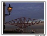 Late Afternoon at the Forth Bridge