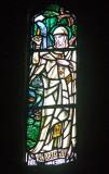 'St Bridgid' Stained Glass Window