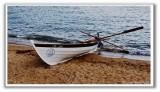 'St Ayles' Coastal Rowing Skiff