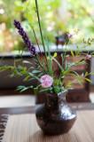 Vase at Kawai Kanjiro Memorial