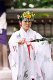 Kami Nigiwai no Matsuri at Munakata Shrine