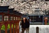 Rokusonnou Shrine at Kyoto