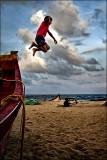 Jump a cloud