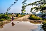 குவாரி உள்ள பாதை