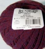 Bendigo Rustic Red Tweed