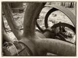 Old Pump Engine