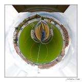 Camp de fútbol de la Sénia (Montsià-Tarragona)