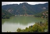 Pantà del riu de la Sénia (La Pobla de Benifassà)