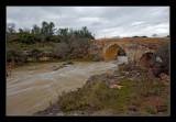 Pont del camí de Traiguera a Ulldecona. Riu de la Sénia