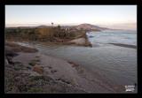 Desembocadura del riu de la Sénia. Sol de riu. Un dia després