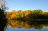 Autumn Relections Powel Crosley Lake