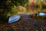 Powel Crosley Lake Boat Dock
