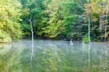 Powel Crosley Lake September Morning