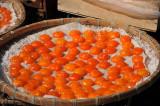 Dried egg yolks