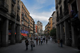 La Latina from Plaza Mayor