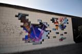 East Side Gallery(Berlin wall)