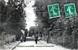 Quartiers de Nonneville d'Aligre, limite avec Bondy, Vercingetorix,  --> Arthur Chevalier