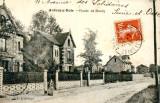Route de Bondy et rue de Tournadour