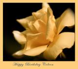 Happy Birthday Coleen