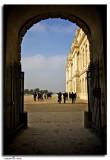 Entering Versailles