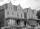 Bluestone homes in west Philly