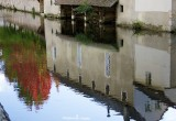 Autumnal reflections in Chartres