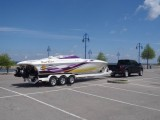 Gulf Coast Offshore Boat Rally    April 7, 2012