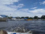Horn Island - Sunday - July 22, 2012 - Lunch Run to Dock in Biloxi MS