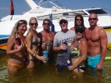 2012 Emerald Coast Poker Run - Sunday - August 12 - Crab Island