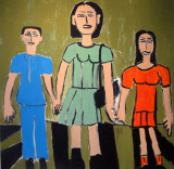 """Anna-Lisa Marjak """"Ellas no estan solas"""