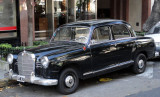 1960 Mercedes