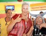 Ancianos Christmas Party at the Blue Marlin Grill