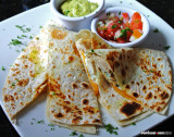 Chicken & Cheese Quesadillas