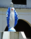 Virgen at Iglesia San Felipe