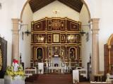 Altar of Iglesia de San Felipe