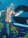 Mural in the Crossroads Art District