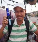 Bud Light Platinum at Hamburger Mary's