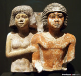 A Nobleman and His Wife, Egypt