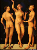 The Three Graces, 1535