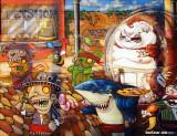 PetShop Mural