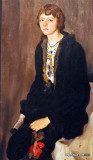 Portrait of the Artist's Sister (Mildred), 1913