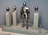 Suit of armor, c. 1530, Austrian, Viennese