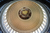 The Dome in the US Capitol