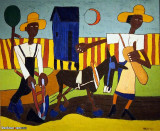 Sowing, William H. Johnson