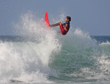 Surfing In Nicaragua 2008