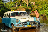 Cuban car wash