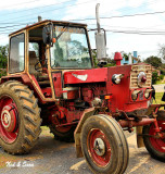 tricked out tractor
