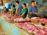 open air meat market