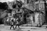typical street in old Havana