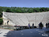 Epidavros theater